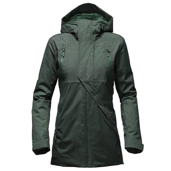 The Northface ALLCHIPSIN Freeride Snowboard Jacket